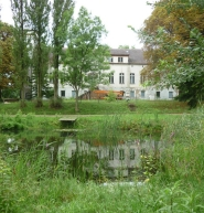 The castle where Mary Eich's first assigment was.