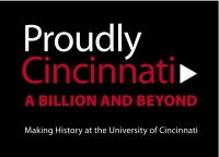 UC Proudly A Billion and Beyond logo