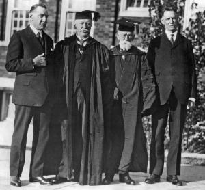 Taft Hall opening