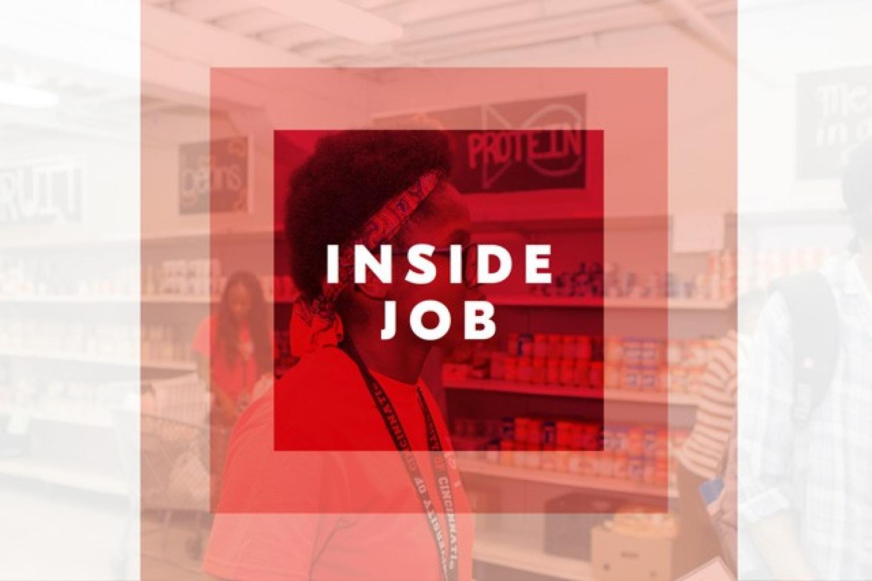 Inside job graphic