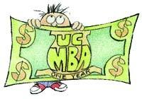 UC MBA buck