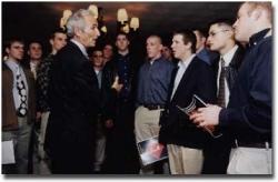 Sandy Koufax at UC 2000