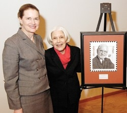 Stamp honors Dr. Sabin