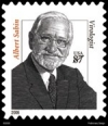 Stamp of Albert Sabin
