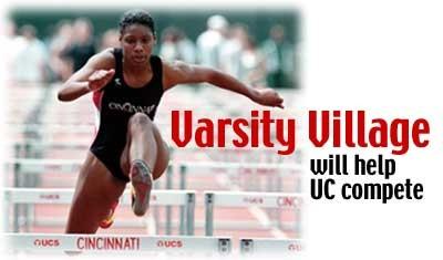 Varsity Village will help UC compete