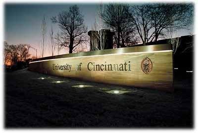 University gates