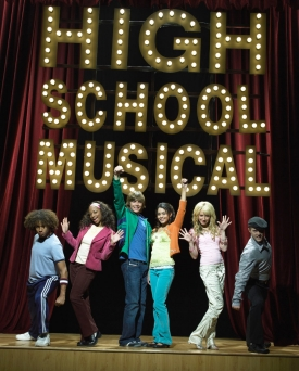the cast from High School Musical