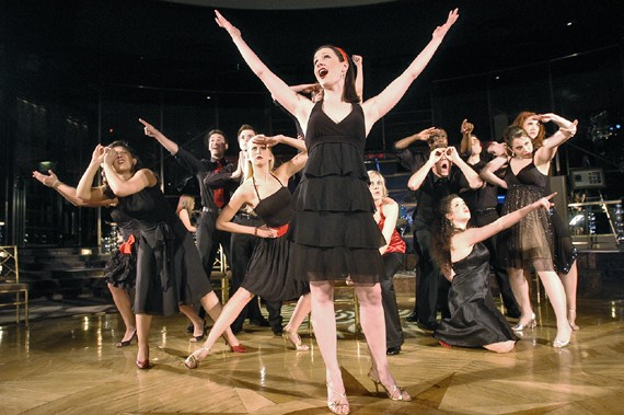 CCM students' New York audition