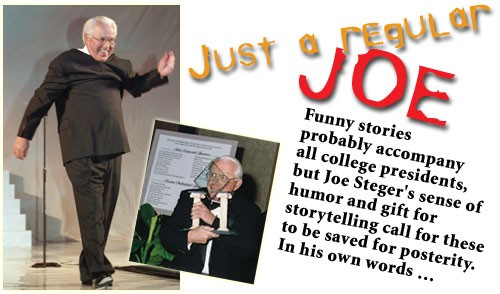 Just a regular Joe