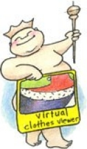 virtual clothes