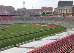 Nippert Stadium, 2005  photo/Andrew Higley