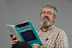 """""""Principles of ethics appeal to anyone of good will and intelligence."""" -- Larry Jost, philosophy professor"""