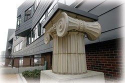 Mews column