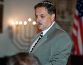 Rabbi Abie Ingber