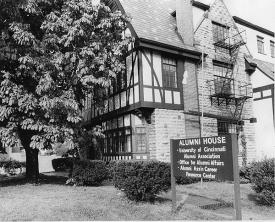 UC Alumni Affiars House