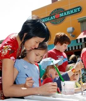 Andrea Yang and her daughter, Annika Yang Vom Hofe,