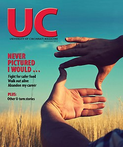 September 2012 UC Magazine cover