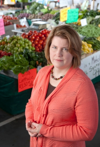 Following her son's death from E. coli in 2001, Barb Kowalcyk  D (Med) '12, completed her doctorate in environmental health at UC's College of Medicine to further her expertise in epidemiology. Today she has become a national voice for food safety.
