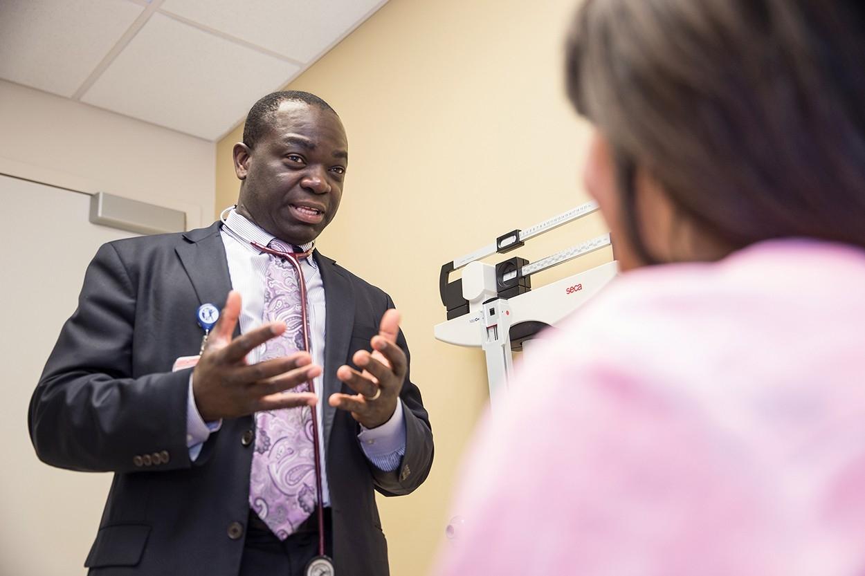 Dr. Olugbenga Olowokure