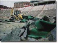 Nippert Stadium turf