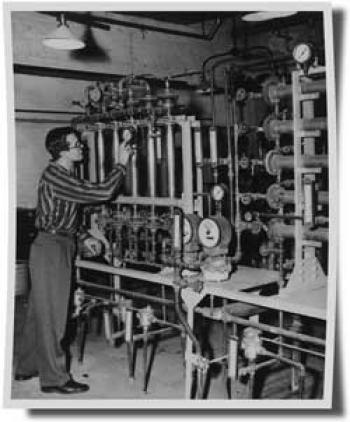 steam engineering student