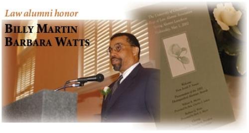 law alumni honor