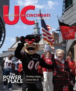 UC Magazine, November 2007