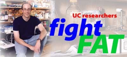 UC researchers fight fat