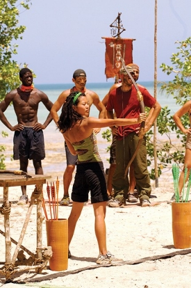In 2007, UC fashion-design senior Michelle Yi, DAAP '07, appeared on ''Survivor'' in Fiji.