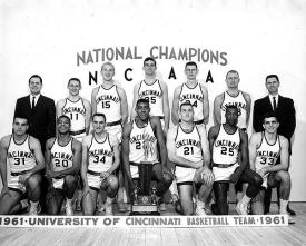UC 1961 Champs