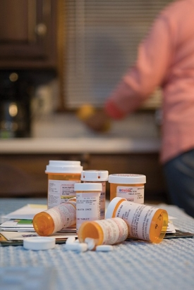 Debating the best way to dispose of unwanted medication