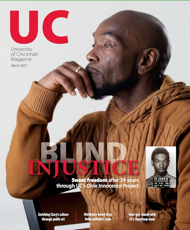 UC Magazine Cover Print - March 2017