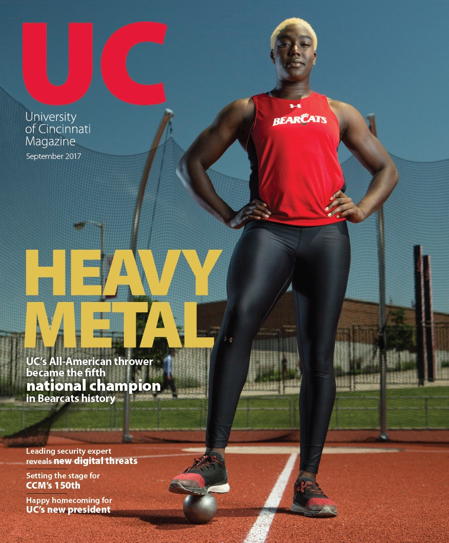 UC Magazine Cover Print - September 2017