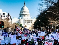 Image of Capitol Hill in Washington DC