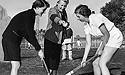 Intramural field hockey, 1955