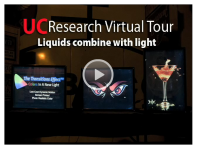 Liquids Combine with Light