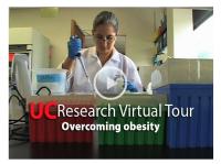 Overcoming Obesity